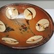 ミュージアム巡り 自然を愛でる 柿秞丸紋大平鉢