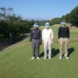 試練のゴルフとフォークリフト遭難。