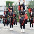 富士見町内会祭りの夏舞徒・・4