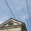 千葉県:柏市西原にて、既存アンテナ撤去&アマチュア無線アンテナ新設工事