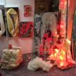 イケミチコオープンスタジオの展示風景です、