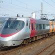 岡山の列車(しおかぜ)