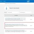 Intel Rapid Storage Technology バージョン 17.2.0.1009 が出ていました。