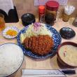 蒲田・とんかつ檍(あおき) で カタロースかつ定食