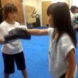 2017.9.25 少年部キッククラス、今日の練習