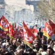 仏鉄道労働者がスト 3ヵ月の長期闘争に突入