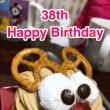 12ヶ月のうち半分くらいがHappy Birthday!
