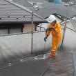 町田市で外壁屋根塗装工事致しました(ぬりいち)②