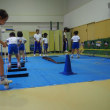 体育クラブ・新体操クラブ 夏の特別活動