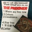 2018/8/5(日) The PRISONER LIVE SETLIST @ クラブチッタ川崎
