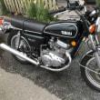 お客様のオートバイ・ヤマハTX750