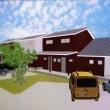 『 外房の家アパートメントⓇ128  』プロジェクト!は土地計画イメージほぼ確定&建物イメージ開始!です。