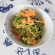 「切り干し大根と豆苗のキムチ」・・・飯村直美料理教室