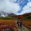 【大雪山国立公園・旭岳紅葉情報】紅葉日和