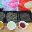 宝玉園の白茶と紅茶
