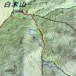 2017.10.09:バリエーションコースから檜尾根コース、白木山