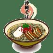 沖縄そば食べ歩き☆ つるりんこうのソーキそば (*^_^*)