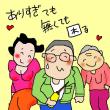 メンテお気楽日記 2月28日 ビチョビチョとカラカラ
