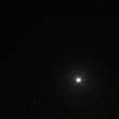 平成30年4月20日・月夜と星空が鮮やかに・・・
