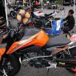 9/16 DUNLOP 月刊オートバイカップ!ジムカーナ大会 第4戦 KTM 790 DUKE