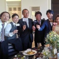 第28期卒団生の結婚式