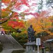 国宝 龍吟庵、今熊野観音寺の紅葉