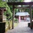 射山神社(三重県榊原温泉)