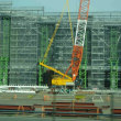 品川-田町間の新駅の建設工事が着々と進んでいます!