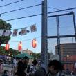 8月6日 平野西公園夜店
