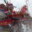 港町と中城町の祇園山鉾収納庫を確認!