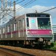 2018年8月21日 東急田園都市線  江田  東京メトロ  8001F