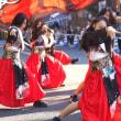 草加ふささら祭り2017