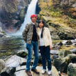 二口峡谷と秋保大滝