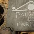 カルモナの パラドール (昔のお城を 改築して ホテルにしたもの)