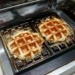 ベルギーワッフル&イギリス食パン