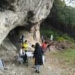 #会津田島の岩場