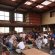 夏休みの木工教室