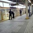 10/17 新木場駅で乗り換え