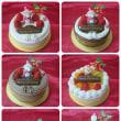 クリスマスケーキ\(^^)/