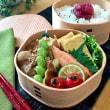 息子弁❤︎野菜炒め