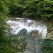 秋保大滝と秋保大滝植物園