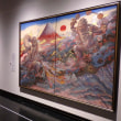 ■続き・絹谷幸二 色彩とイメージの旅 (2018年12月8日~19年1月27日、札幌)