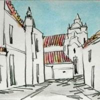 1524.ヴィラ・ド・ビスポの町角