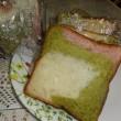 モンシェール&京都祇園ボロニヤのデニッシュの食パン☆