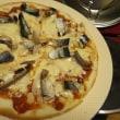 秋刀魚のオイル煮でピザ♪