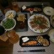 休日マヨ・マヨ晩ご飯(動悸でバクバク)