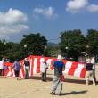 8月19日(土)のつぶやき 桜島噴火、夏祭りの会場作り~、はさま花火撮影、ハンダの消費量、スマホを8の字に回す、DNAにデータ記録・再生、みちびき3号打上げ、ガードマン連呼、杖立温泉、小千谷ロケハン