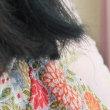髪が伸びる?人形