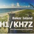 新着QSL KH1/KH7Z