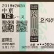 中山11R G2スプリングスS